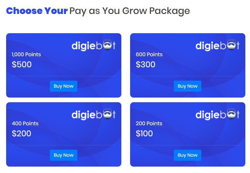 Digiebot Trading