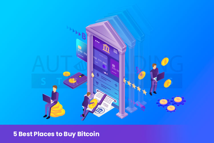 5 Best Places to Buy Bitcoin