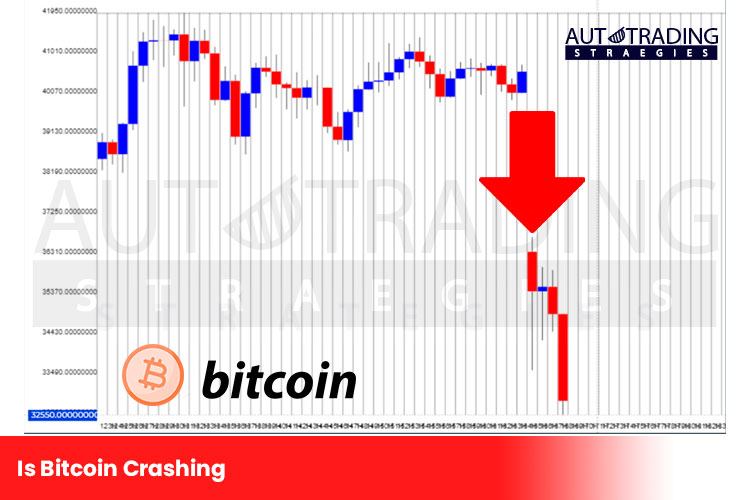Bitcoin's Price Falls