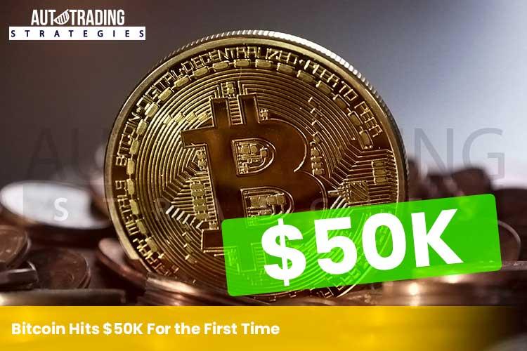 Bitcoin Hits $50K