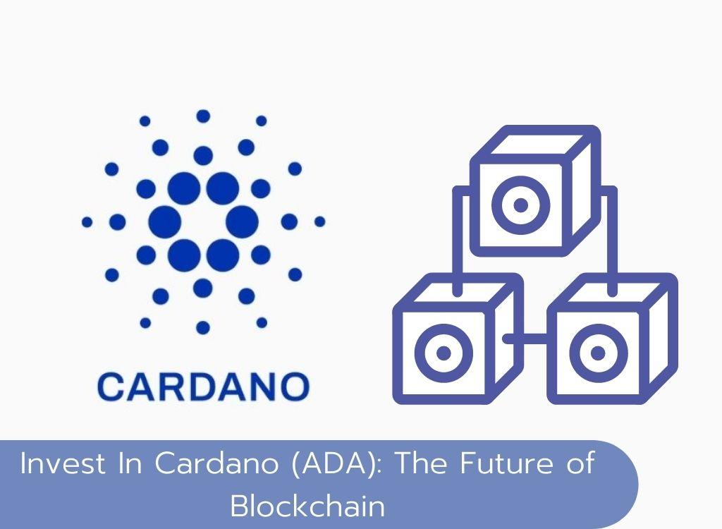 Cardano the future of Blockchain