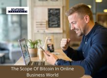 The Scope Of Bitcoin In Online Business World<
