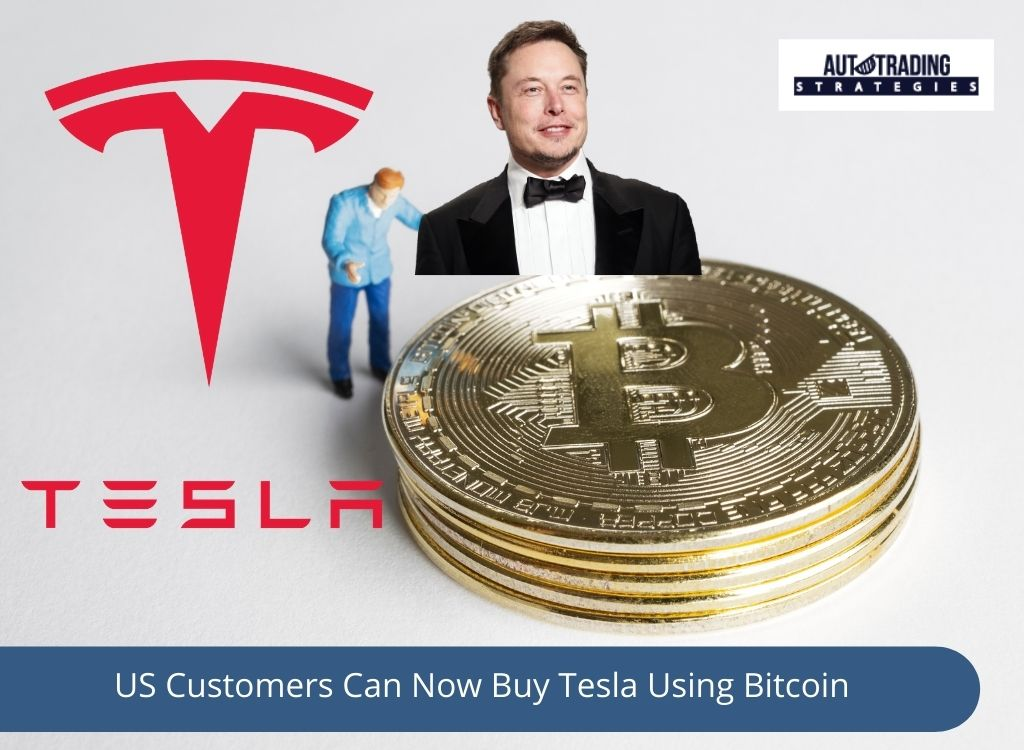 US Customers Can Now Buy Tesla Using Bitcoin