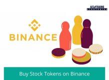 Buy Stock Tokens on Binance