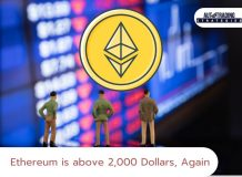 Ethereum is above 2,000 Dollars, Again