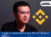"""""""I sold my apartment to buy Bitcoin"""" Binance CEO"""