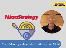 MicroStrategy Buys More Bitcoin For $15M