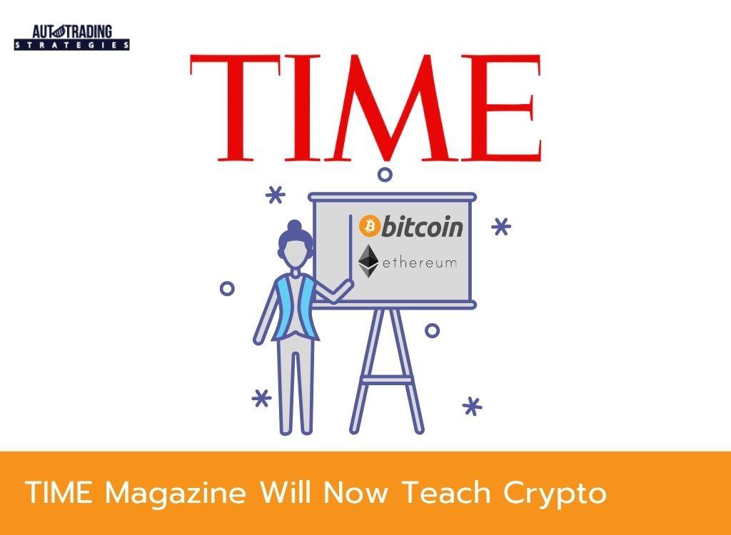TIME Magazine Will Now Teach Crypto