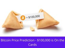 Bitcoin Price Prediction – $100,000 is On the Cards
