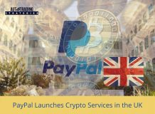 PayPal Launches Crypto Services in the UK