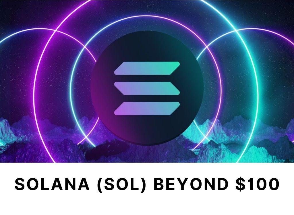 SOL hits $100