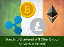 Standard Chartered Will Offer Crypto Services in Ireland